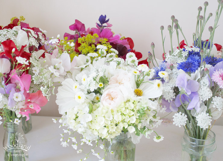 The woodland farm local flowers for diy brides for Fall wedding bouquets for sale