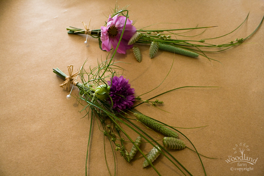 locally grown flowers for corsage