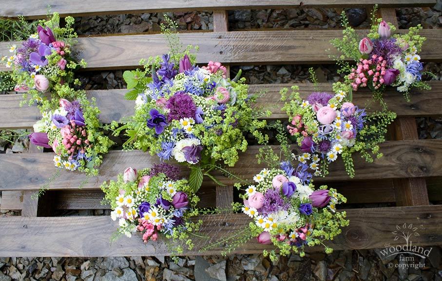 wedding bouquets pembrokeshire florist