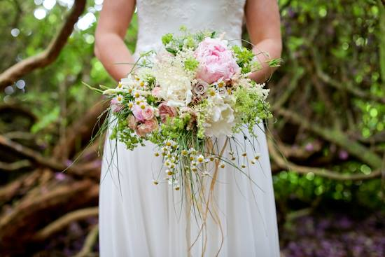 wedding florist pembrokeshire