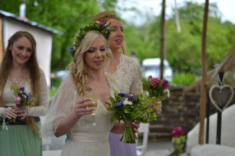 welsh green wedding